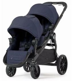 2018 city select lux double stroller in