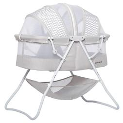 441 gry karley bassinet grey