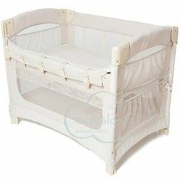 Arm's Reach Concepts Ideal Ezee 3-in-1 Bedside Bassinet - Na