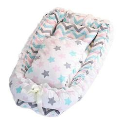 Baby Bassinet for Bed All in one Portable Infant Co-Sleeping