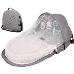 Baby Bed Travel Sun Protection Mosquito Net With Portable <f