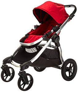Baby Jogger City Select Single - Silver Frame