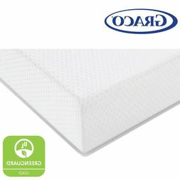 Memory Foam Toddler Mattress Baby Cradle Cover Crib Support