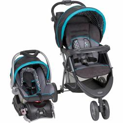 Baby Trend EZ Ride 5 Travel System Stroller and Infant Car S