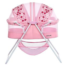 Dream On Me Karley Bassinet, Rose