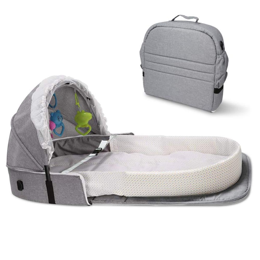 4in1 super soft baby nest portable bassinet