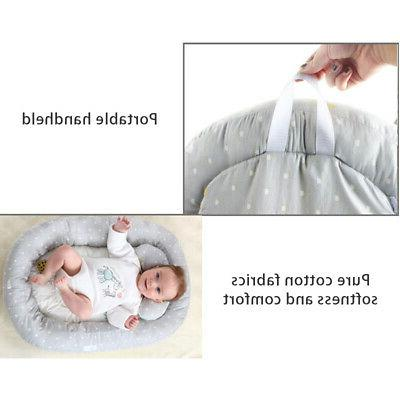 Baby Bed Breathable