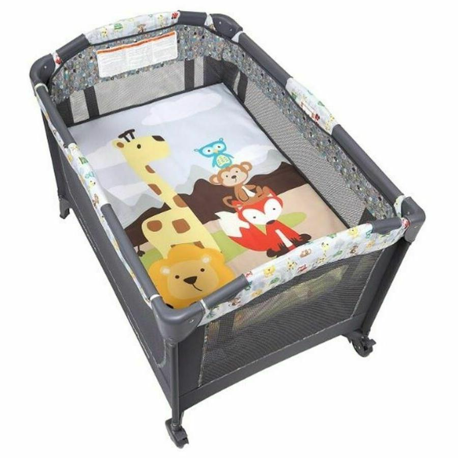 Baby Crib Furniture Bed
