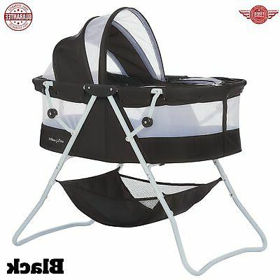 Baby Crib Sleeper Foldable Bed, Baby Colors