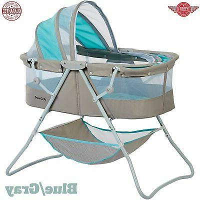Baby Bassinet Sleeper Foldable Baby Colors