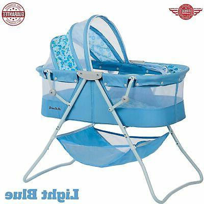 Baby Bassinet Sleeper Foldable Bed, Baby