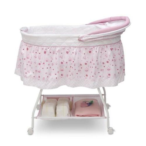 Baby Ultimate Bassinet With Bouncer