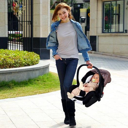 Luxury Foldable Baby Stroller View Seat