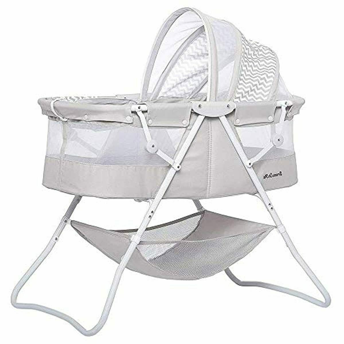 dream on me karley bassinet grey