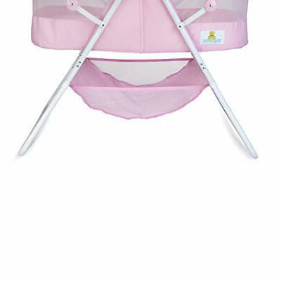 Perfect Baby Bassinet Lightweight for Indoors