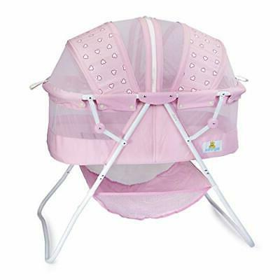 Perfect Baby Bassinet Lightweight for travel Indoors