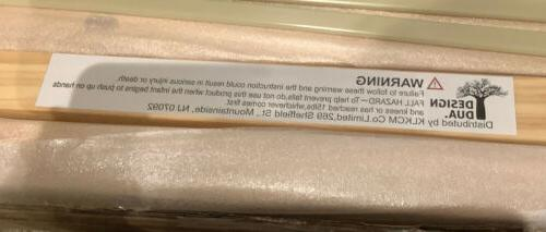 Design Dua Stand NIB For Use With Moses Basket /Bassinet Pine