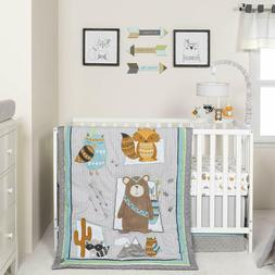 Trend Lab Lodge Buddies Baby Nursery Crib Bedding CHOOSE FRO