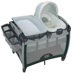 Graco Pack 'n Play Playard With Quick Connect Portable Nappe