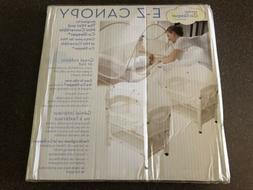 NEW Arm's Reach Co-Sleeper Bassinet~Canopy Only~Mini Clear V