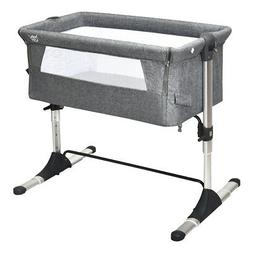 Portable Baby Bed Side Sleeper Infant Home Bassinet Crib W/C