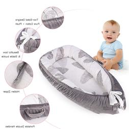 Portable Baby Nest Lounger Bed Crib Travel Newborn Sleeper I