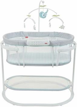 Fisher-Price Soothing Motion Bassinet